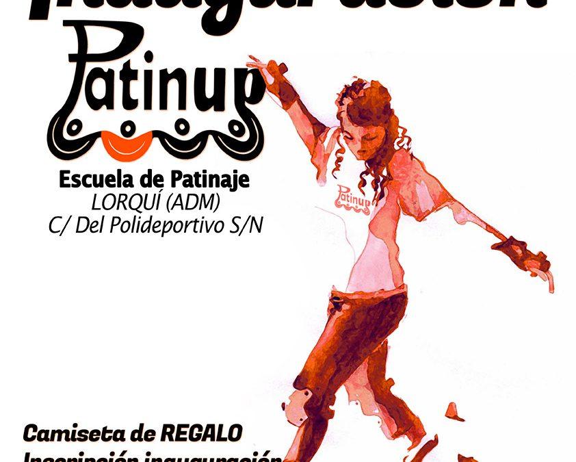Inauguración PatinUp